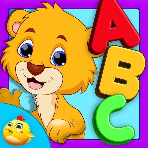 Preschool ABC Jigsaw For Kids