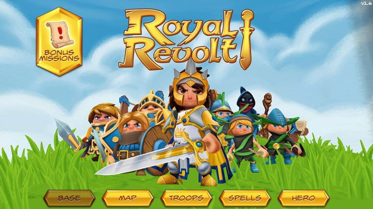 Royal Revolt! for Windows 10