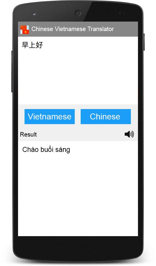 Vietnamese Chinese Translator