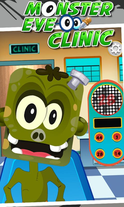 Monster Eye Clinic - Kids Game