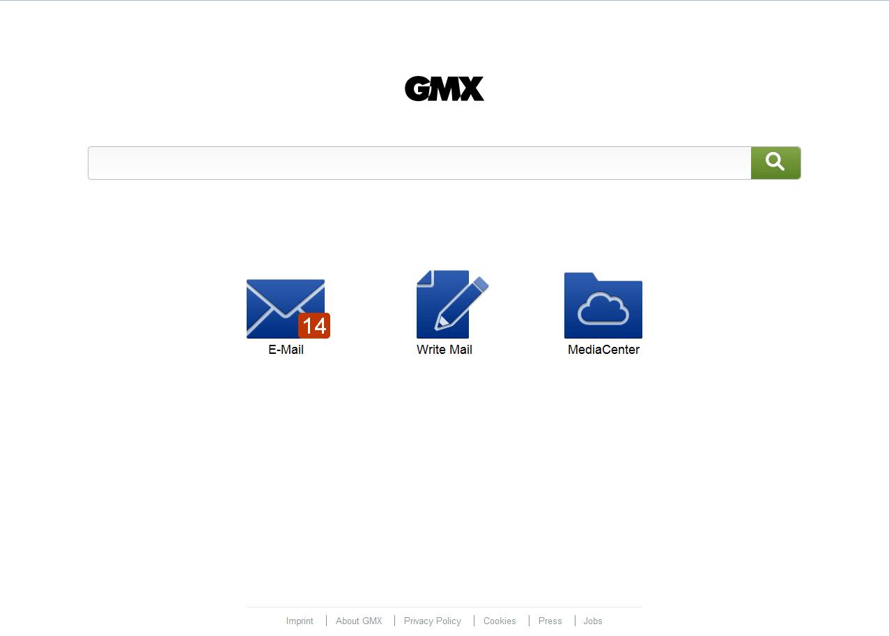 GMX MailCheck für Firefox