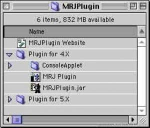 MRJ Plug-in