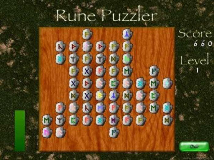 Rune Puzzler