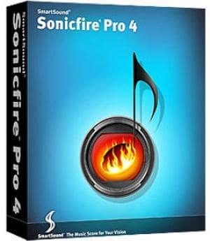 SmartSound Sonicfire