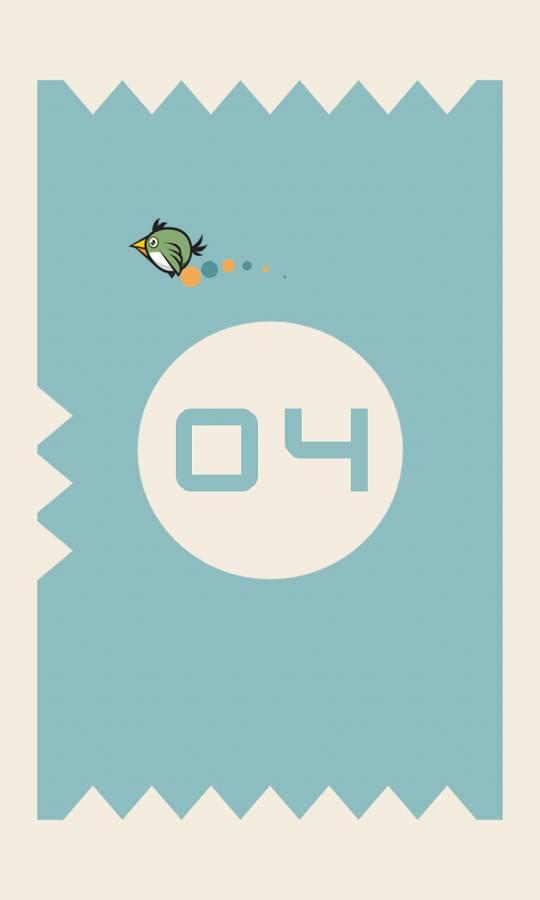 Escape Bird! (Arcade Game)