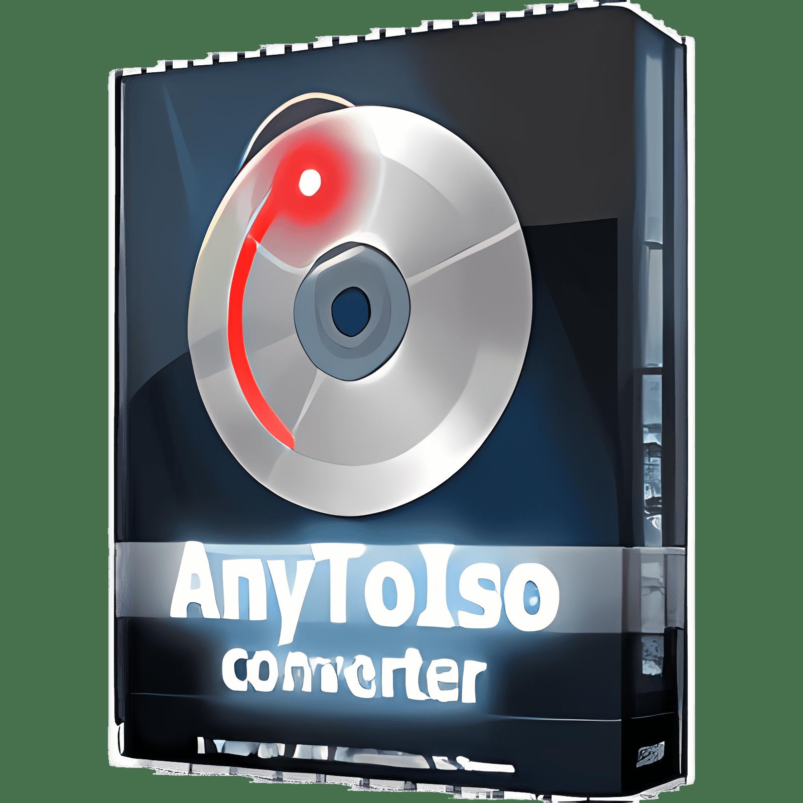 AnyToISO Converter