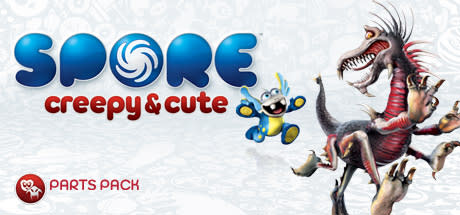 Spore: Creepy & Cute Parts Pack