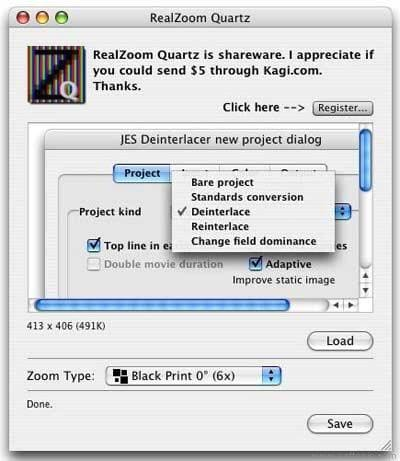 RealZoom Quartz
