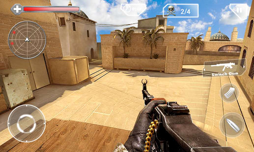 Critical Sniper Counter