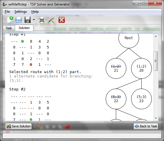 TSP Solver and Generator