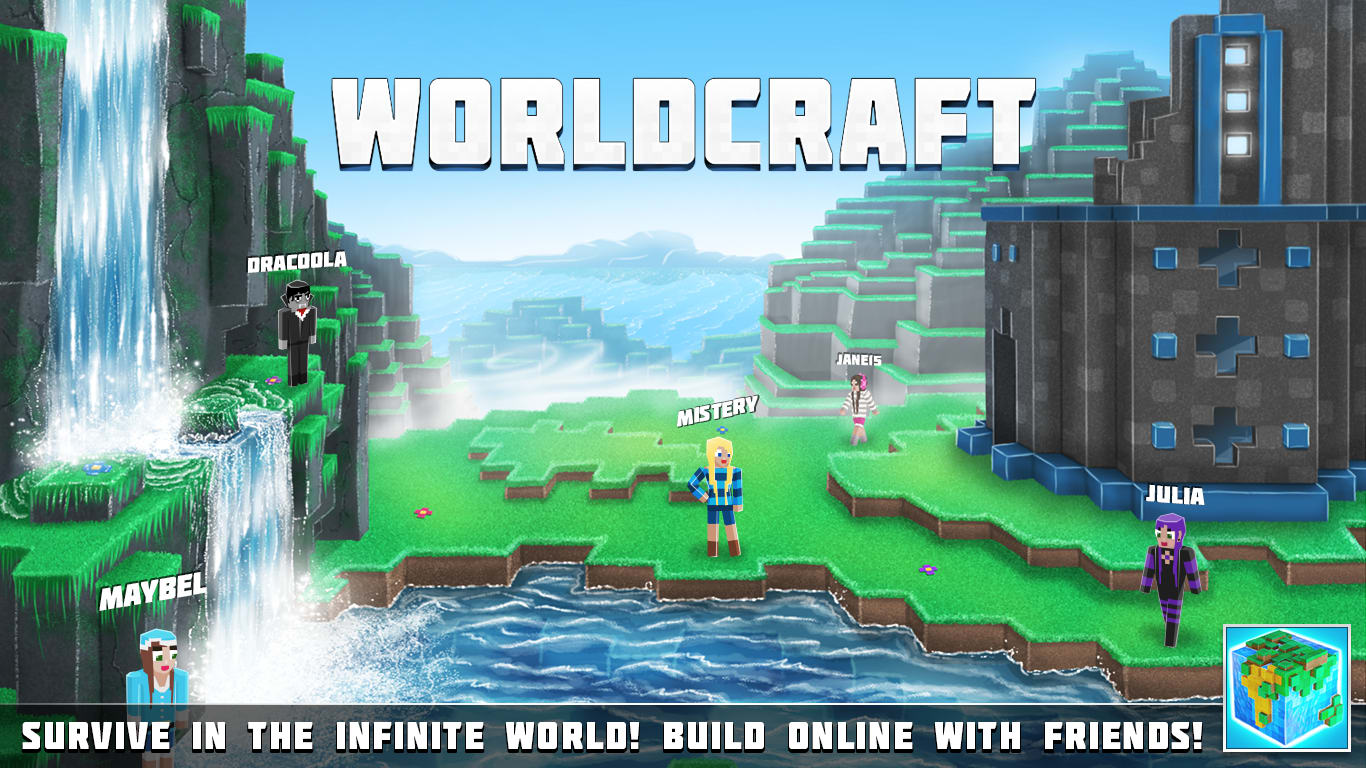 Worldcraft download for Build a house online free