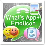 What's App+ Emoticon 3.0