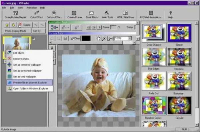 XPhoto GIF Animator