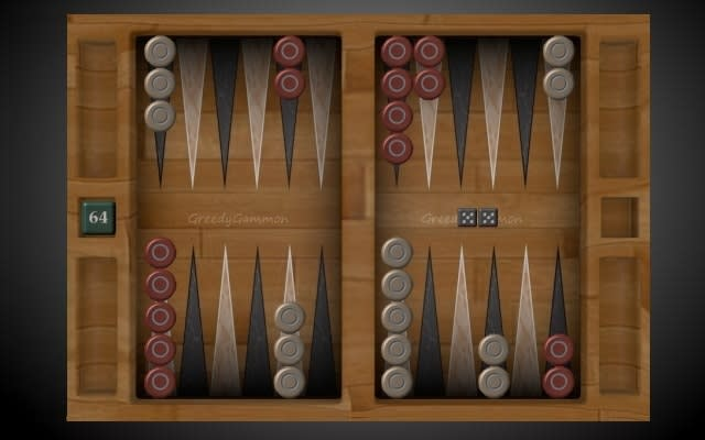 GreedyGammon Backgammon