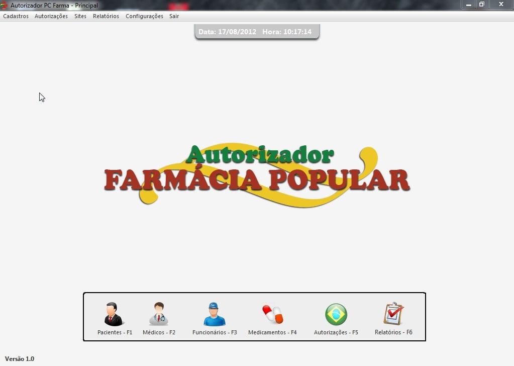 Autorizador PC Farma