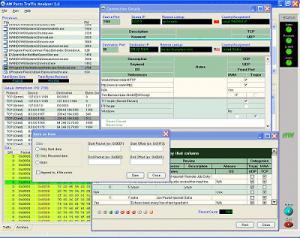 Atelier Web Ports Traffic Analyzer