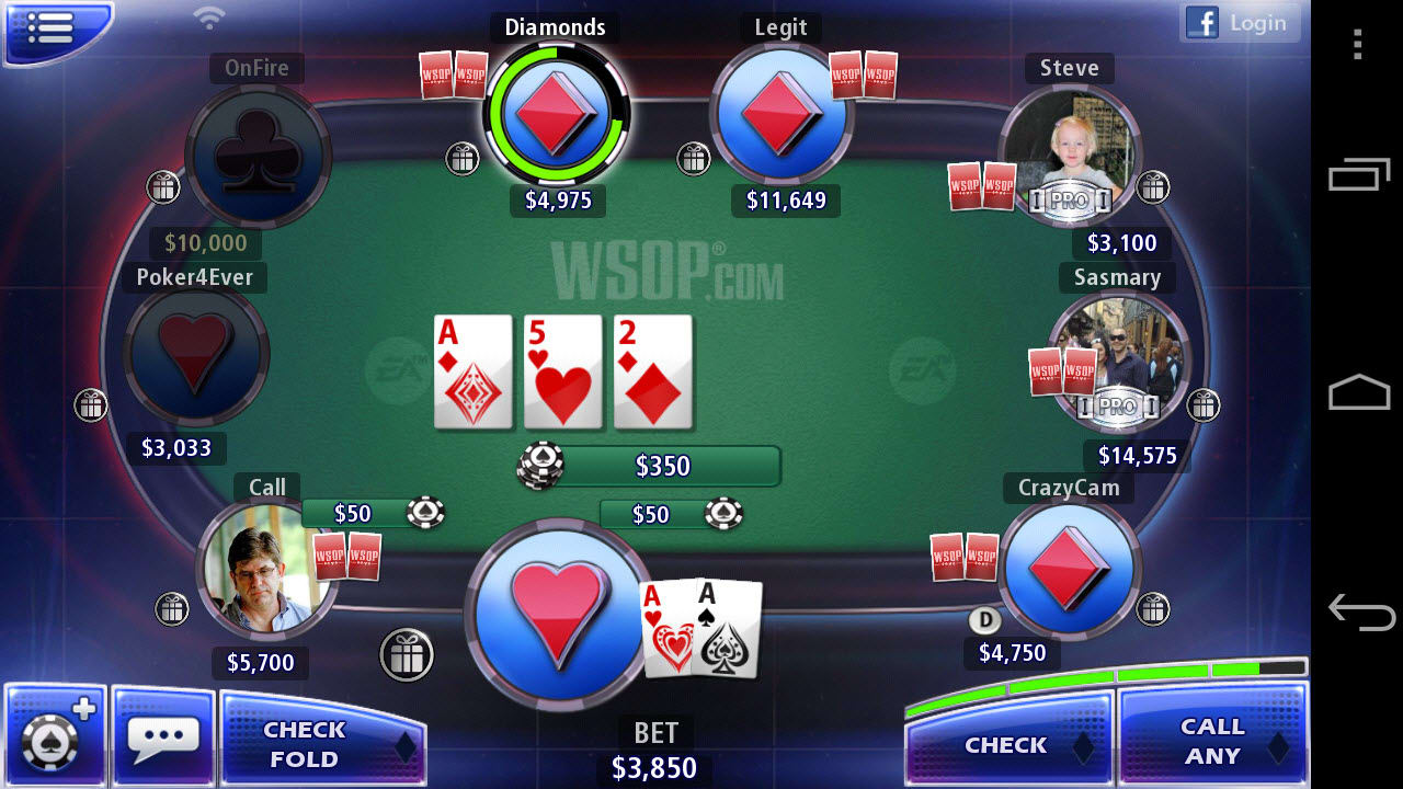 how to play world series of poker with friends