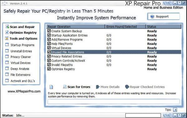 XP Repair Pro