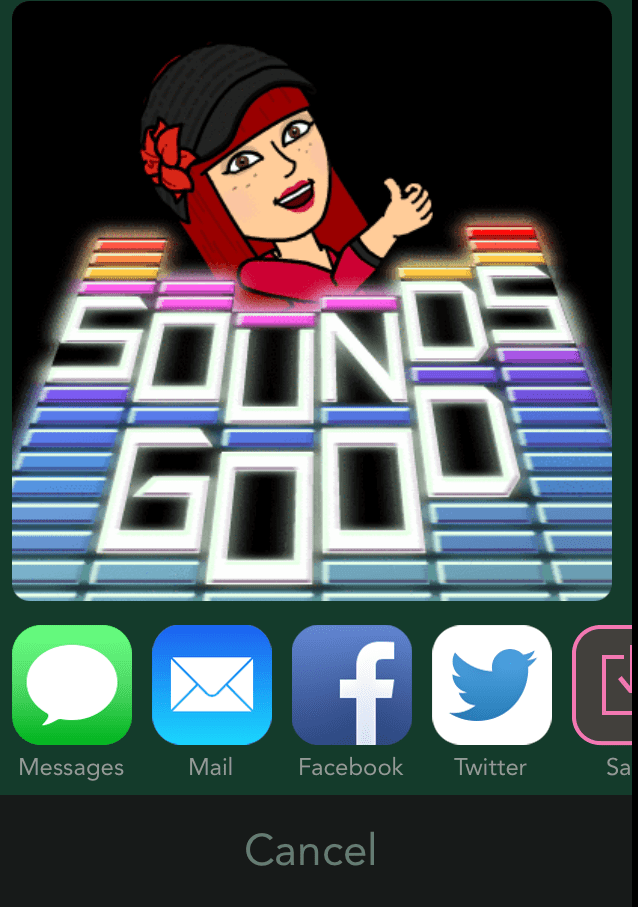 Bitmoji - Il tuo emoji avatar