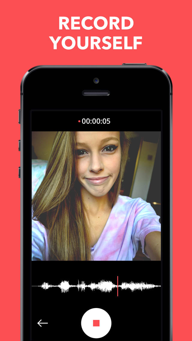 FacePlay - Creative Selfie videos for Vine, Youtube and Instagram