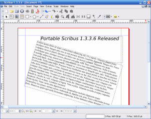 Portable Scribus
