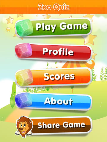 Zoo Quiz Game