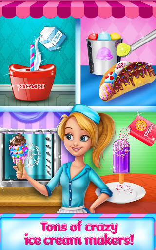 Ice Cream Truck Girl 1.4
