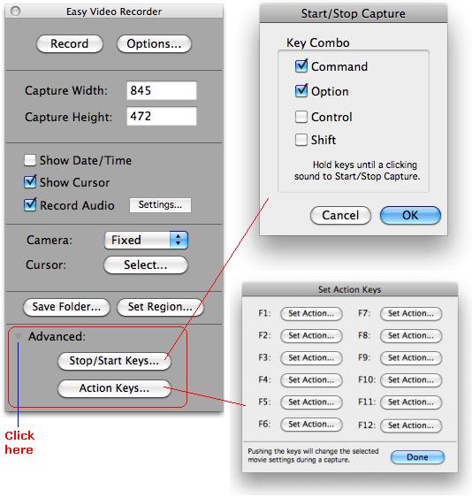 Enregistreur Facile pour Mac