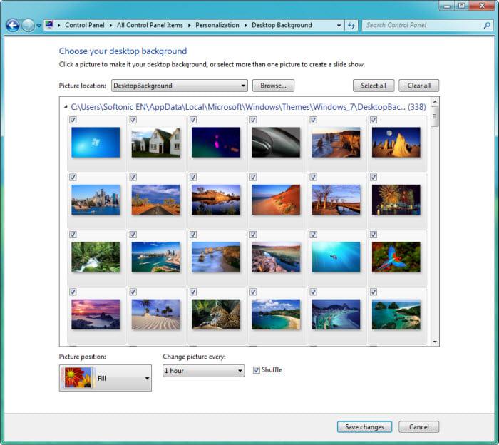Windows Xp Theme File Software: Windows 7 Wallpapers Theme Pack (Windows)
