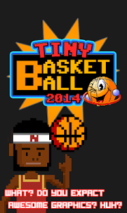 Tiny Basketball 2014