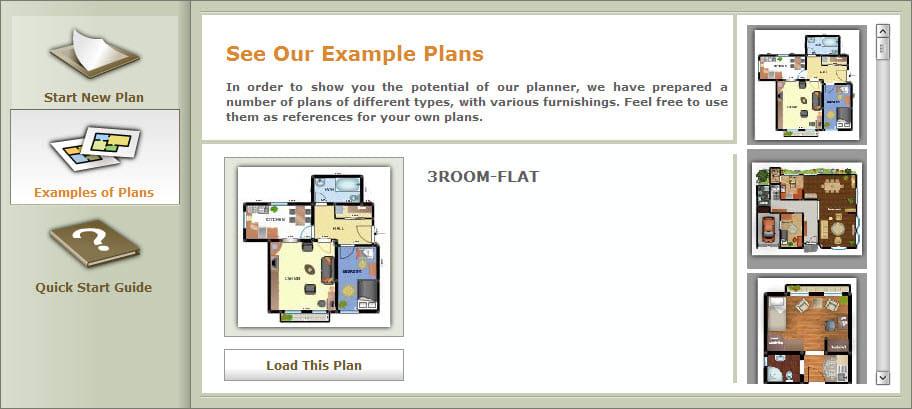 Plan Your Room Online