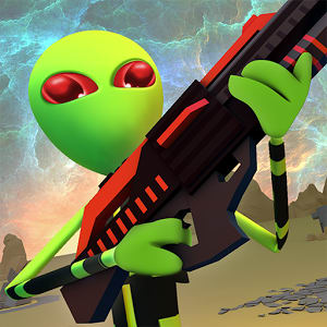 Creepy Aliens Battle Simulator 3D 1.1
