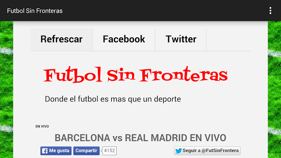 Fútbol Sin Fronteras