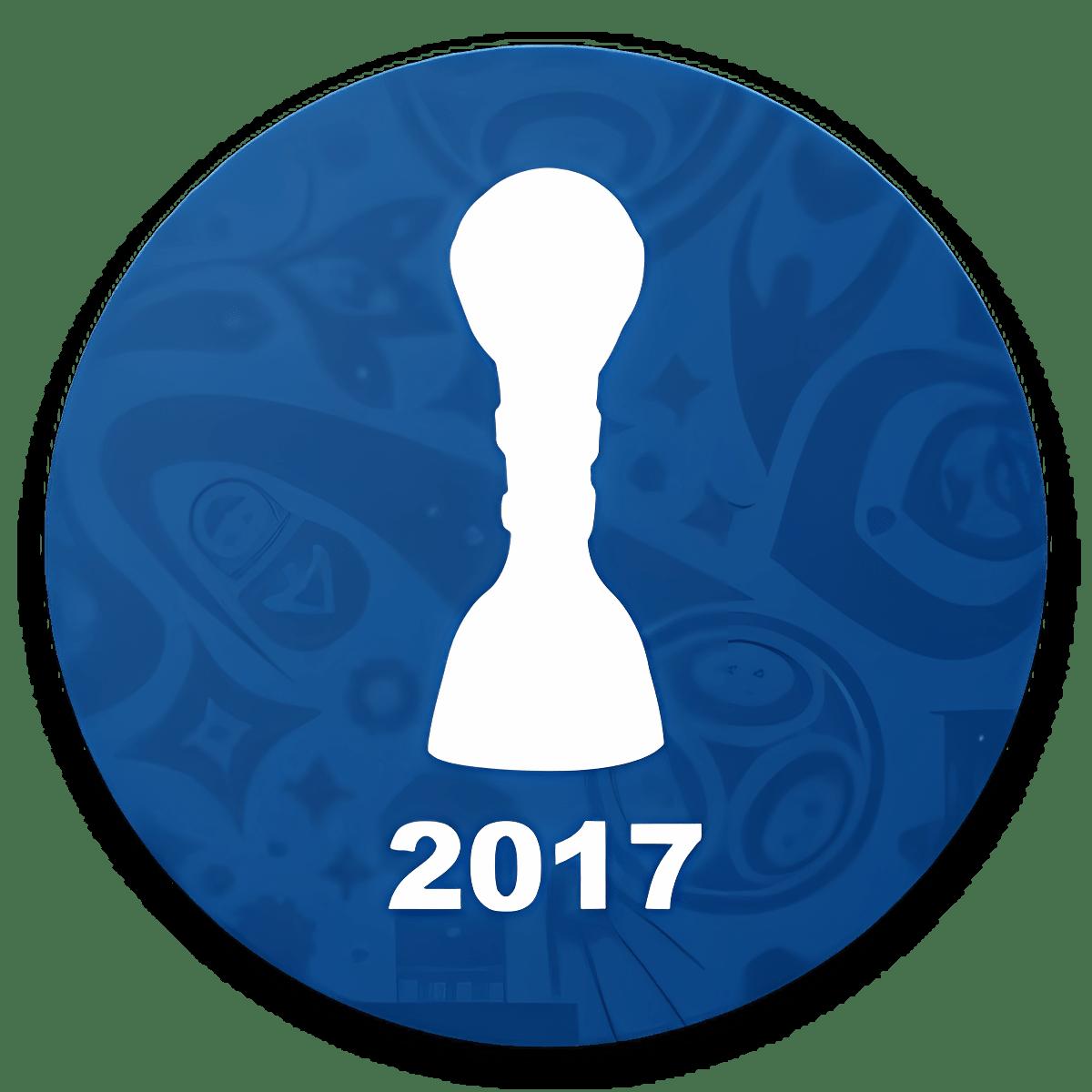 Russia Confederations Cup 2017