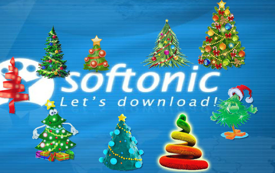 Animated Christmas Tree for Desktop Multipack - Download