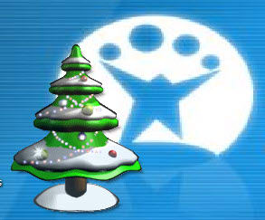 Animated Christmas Tree for Desktop Multipack