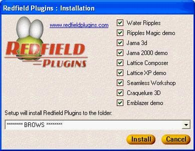 Redfield Plugins