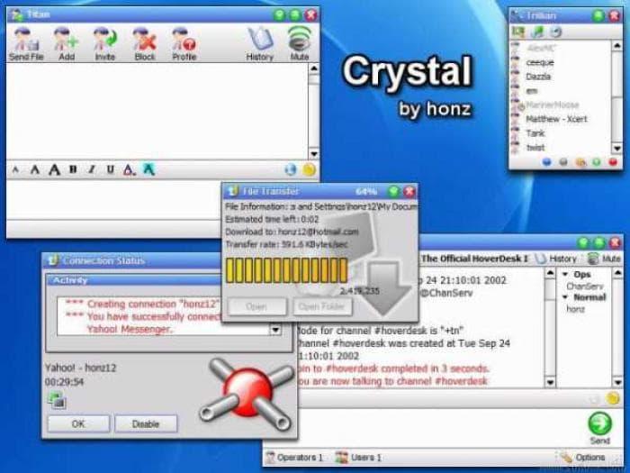 Crystal Trillian