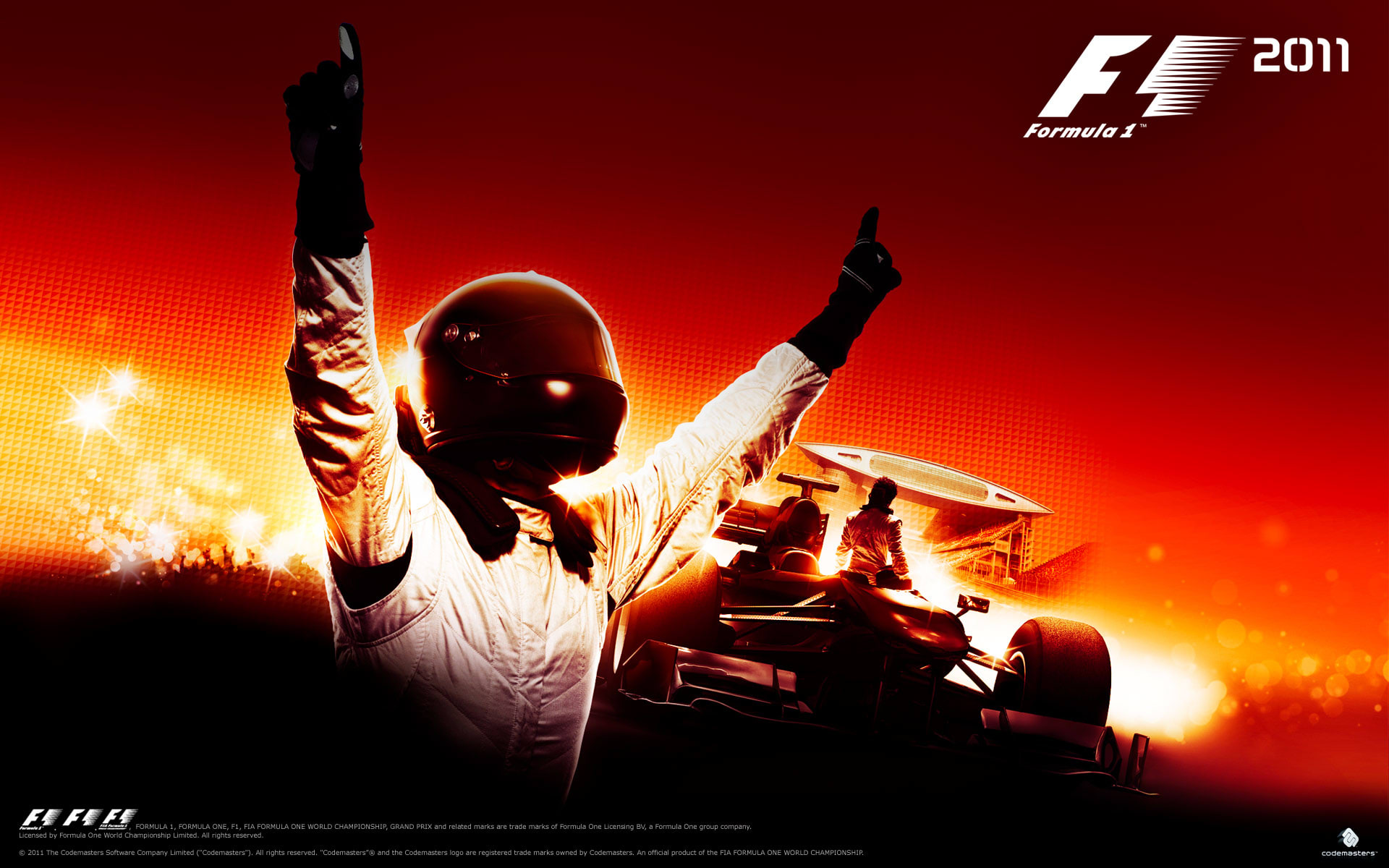 F1 2011 Papel de Parede