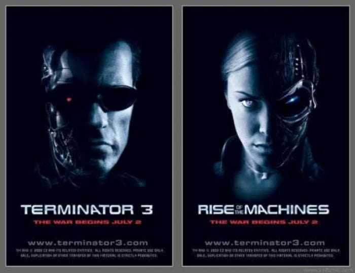 Terminator 3: Rise of The Machines Trailer