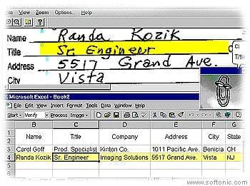 FormIDEA for Microsoft Excel 97/2000