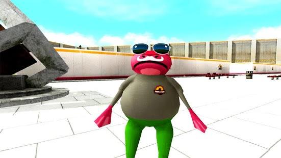 The Frog Game Amazing Simulat