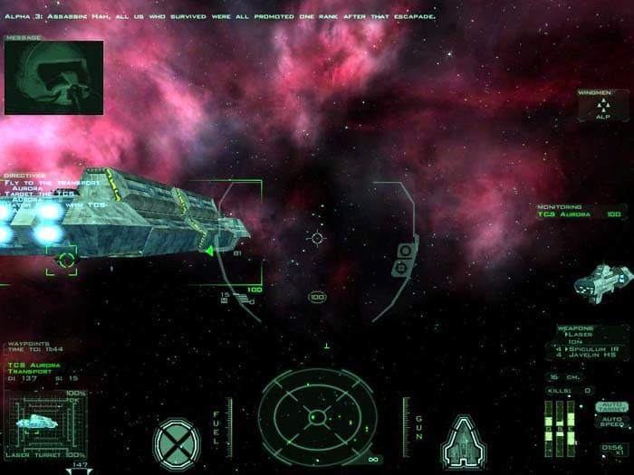 Wing Commander Saga