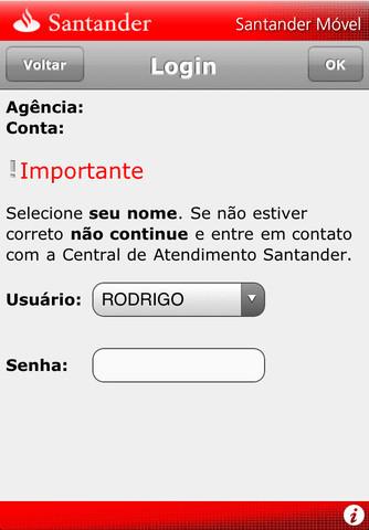 Santander Móvel
