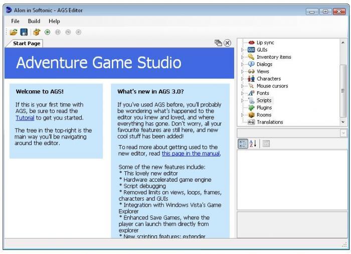 Adventure Game Studio (AGS)
