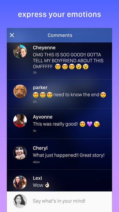 HOOKED - Chat Stories