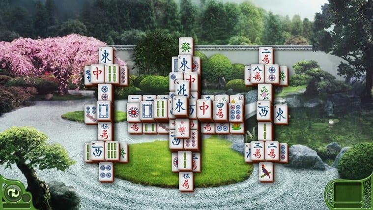 Microsoft Mahjong per Windows 10