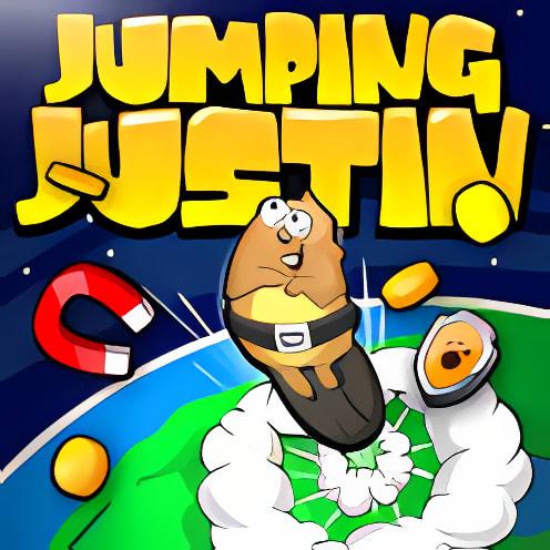 Jumping Justin