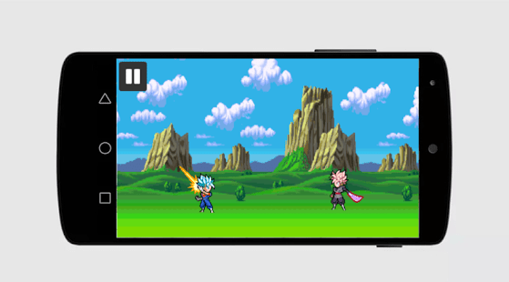 Dragon Goku Super Saiyan