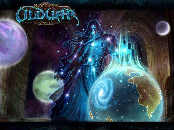 World of Warcraft Secrets of Ulduar Wallpaper